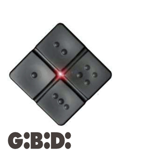 GI.B.IDI. DOMINO τηλεκοντρόλ γκαραζόπορτας