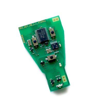 Επισκευή ή αντικατάσταση κλειδιού mercedes