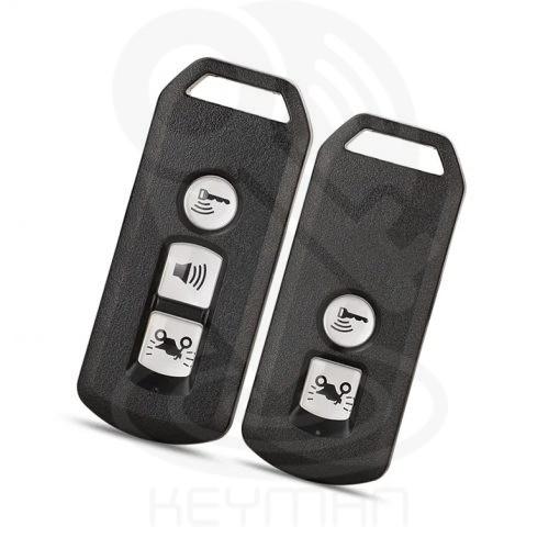 honda sh300 smart key system